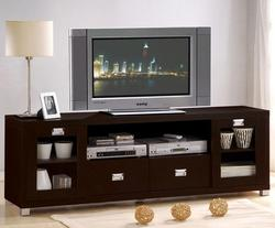 Commerce Entertainment Console with 2 Drawers