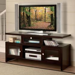 Jupiter Folding TV Stand with 3 Doors