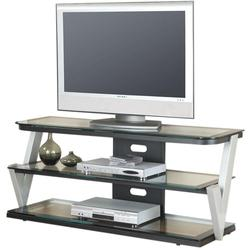 Bardrick 52-Inch TV Stand with Check Mark Side Supports