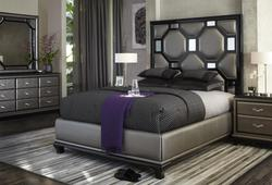 After Eight California King Bedroom Group