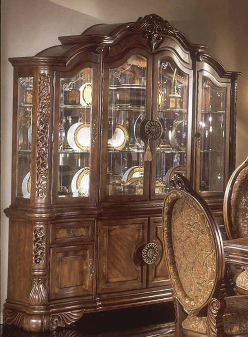 Excelsior Two Drawer Four Door China Cabinet