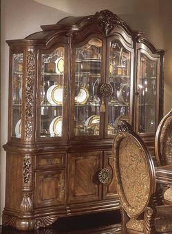 Excelsior Two-Drawer Four-Door China Cabinet