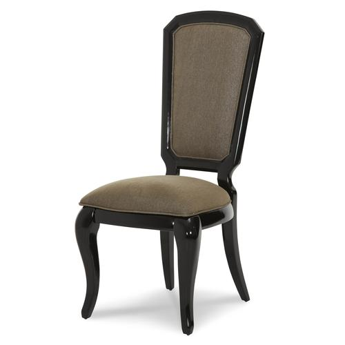 Aico Amini Innovation After Eight Dining Side Chair With Cabriole Legs
