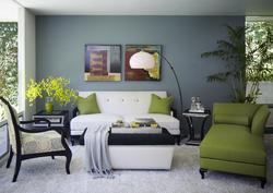 After Eight Stationary Living Room Group