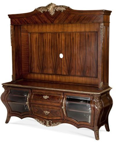Aico Amini Innovation Imperial Court Entertainment Unit W 2 Drawers