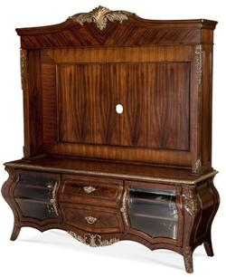 Imperial Court Entertainment Unit w/ 2 Drawers