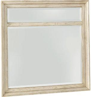 american drew americana home beveled landscape mirror with