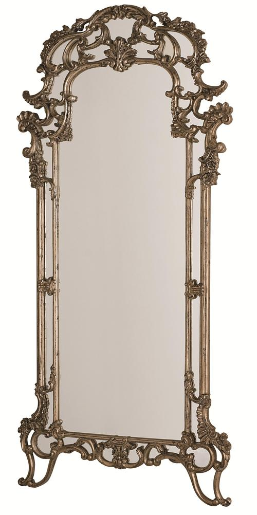 American drew jessica mcclintock home the boutique for Large decorative floor mirrors