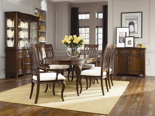 American Drew Cherry Grove Formal Dining Room Group