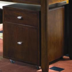 Tribecca File Caddy with Caster Wheels