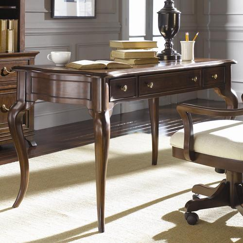 Cherry Grove Writing Desk With Keyboard Tray