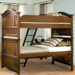 Bradford Youth Twin Panel Headboard and Footboard Youth Bunk Bed