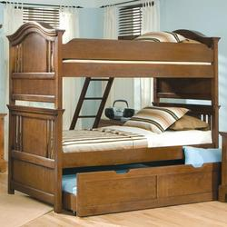 Bradford Youth Twin Trundle Bunk Bed