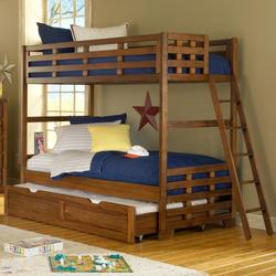 Heartland Twin Bunk Bed w/ Trundle