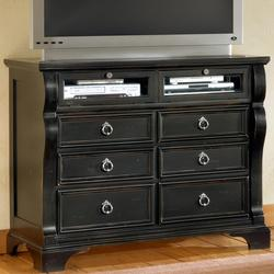 Heirloom Entertainment Chest with 6 Drawers