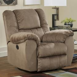 Cendrillion - Cocoa Casual Rocker Recliner