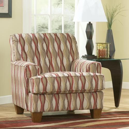 Newton   Pebble Upholstered Accent Chair