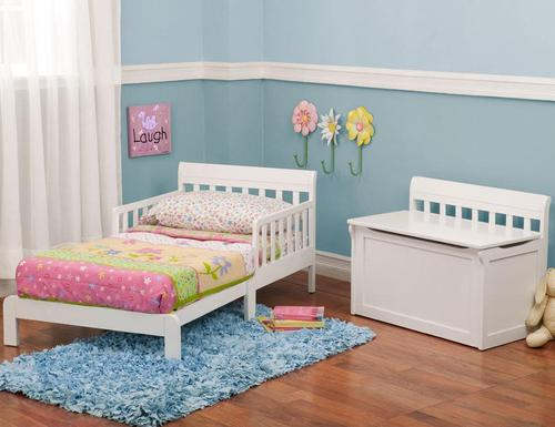Toddler Beds And Storage Toddler Headboard Bed W Storage Box