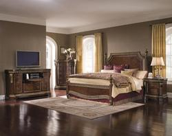 Del Corto California King Bedroom Group
