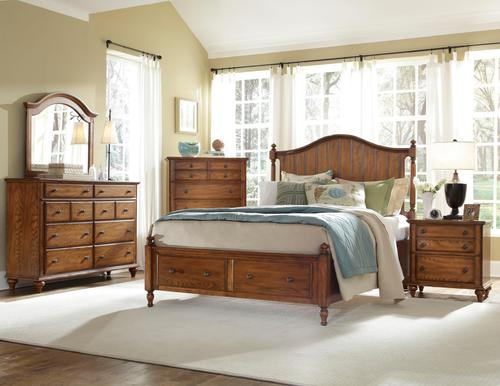 Broyhill Furniture Hayden Place King Bedroom Group
