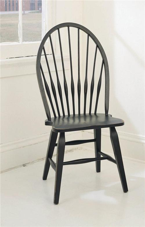broyhill furniture attic heirlooms side chair