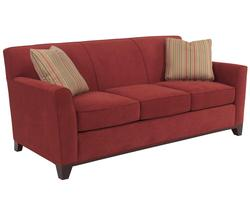 Layla Stationary Sofa with Tapered Feet