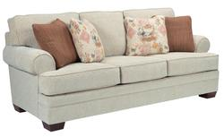 Landon Transitional Stationary Sofa