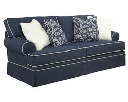 6262 Emily Queen Air Dream Sleeper Sofa