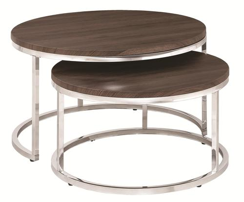 Nesting Tables Round 2PC Nesting Table