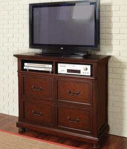 Hannah Media Chest w 4 Drawers