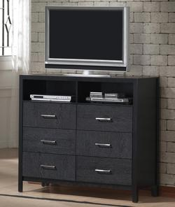 Grove 6 Drawer Media Chest