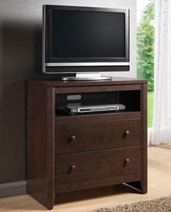 Remington Media Chest w/ 2 Drawers