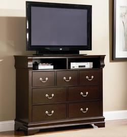 Louis Philippe Louis Philippe Style Media Chest