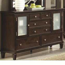 Camellia Dresser with 5 Drawers and 2 Doors