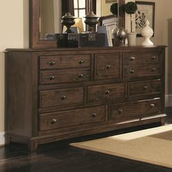 Laughton Casual Dresser with 8 Drawers
