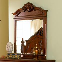Isabella Carved Dresser Mirror