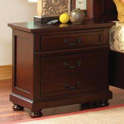 Hannah Night Stand w/ 3 Drawers