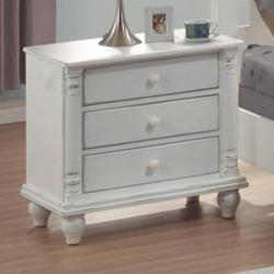Kayla 3 Drawer Nightstand