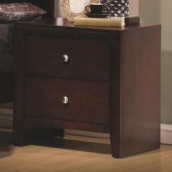 Serenity 2 Drawer Nightstand