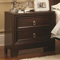 Nortin Nightstand w/ 2 Drawers