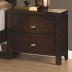 Cameron Night Stand with 2 Drawers