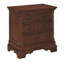 Savannah Night Stand with Power Outlet