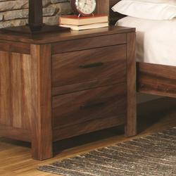 Peyton 2 Drawer Night Stand