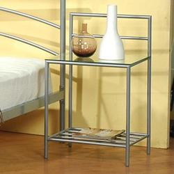 Stoney Creek Nightstand with 2 Shelves