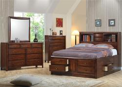 Hillary and Scottsdale California King Bedroom Group