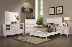 Camellia California King Bedroom Group