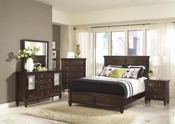 Camellia Queen Bedroom Group