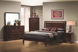 Serenity California King Bedroom Group