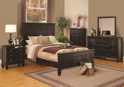 Sandy Beach King Bedroom Group