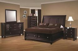 Sandy Beach Queen Bedroom Group
